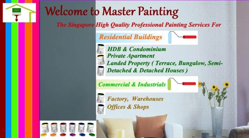 Master Painting Services Singapore